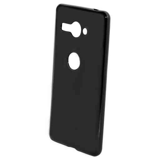 Mobiparts Classic TPU Case Sony Xperia XZ2 Compact Black