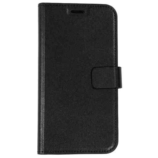 Mobiparts Classic Wallet Case LG K8 (2018) Black