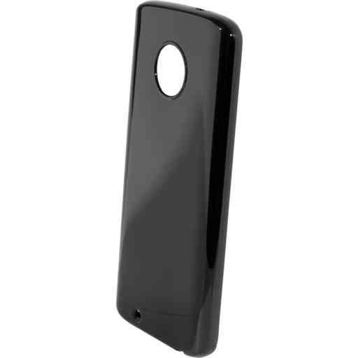 Mobiparts Classic TPU Case Motorola Moto G6 Black
