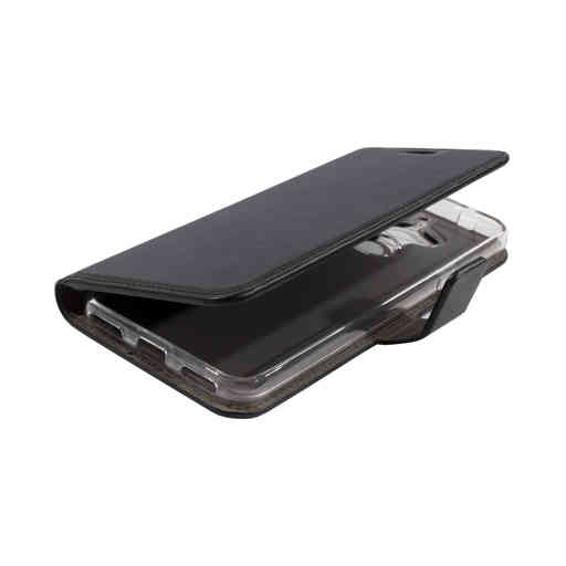 Mobiparts Classic Wallet Case General Mobile GM 8 Black