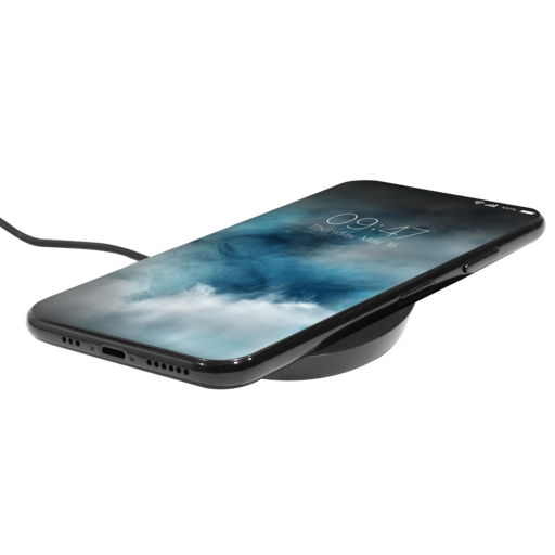 Mobiparts Wireless Charger 5W Black