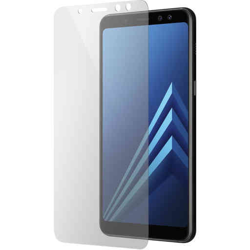 Mobiparts Regular Tempered Glass Samsung Galaxy A8 (2018)