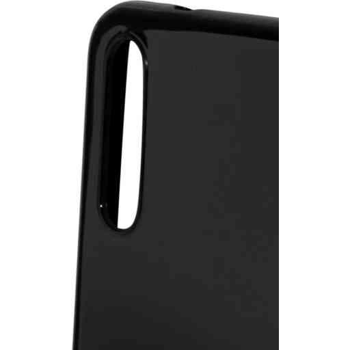 Mobiparts Classic TPU Case Huawei P20 Black