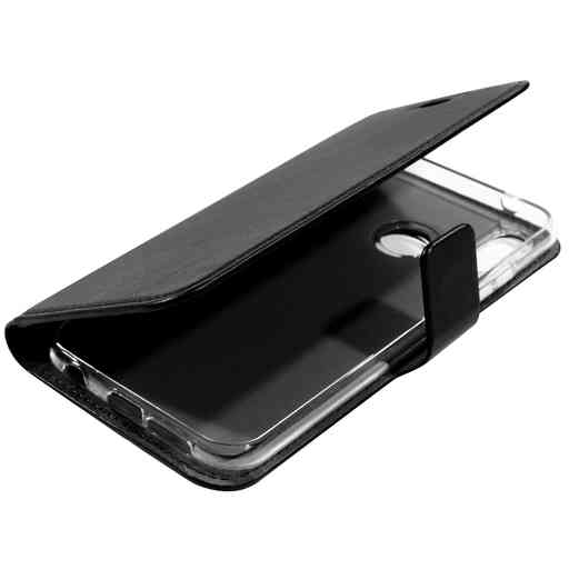 Mobiparts Classic Wallet Case Huawei P20 Lite Black