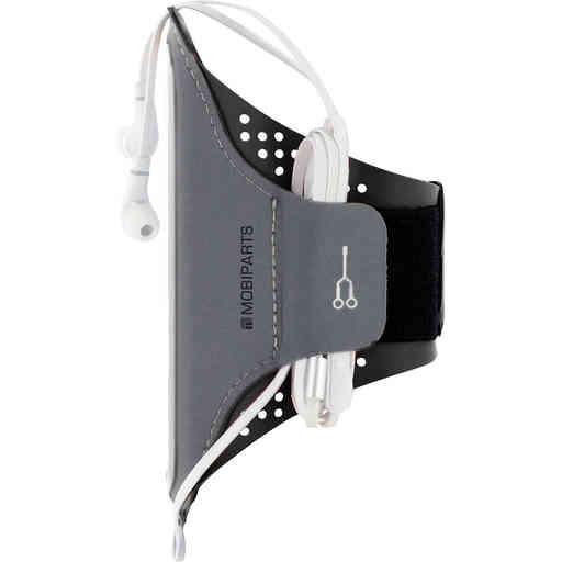Mobiparts Comfort Fit Sport Armband Huawei P20 Lite Black