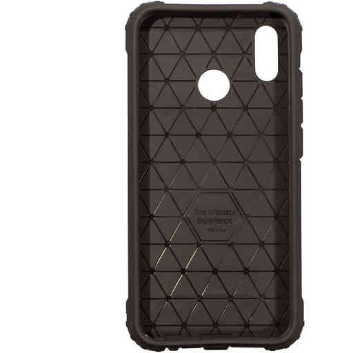 Mobiparts Rugged Shield Case Huawei P20 Lite Black