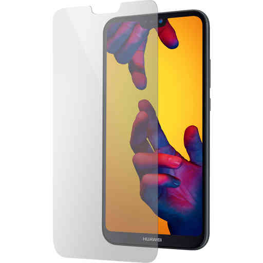 Mobiparts Regular Tempered Glass Huawei P20 Lite