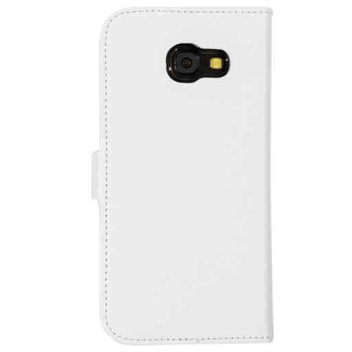 Mobiparts Saffiano Wallet Case Samsung Galaxy A5 (2017) White
