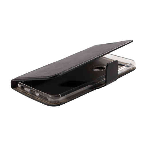 Mobiparts Classic Wallet Case Huawei Y7 (2018) Black