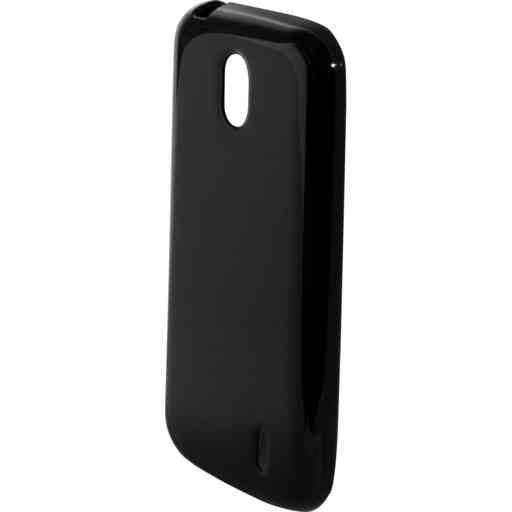 Mobiparts Classic TPU Case Nokia 1 (2018) Black