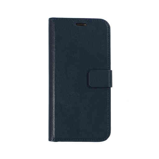 Mobiparts Classic Wallet Case Samsung Galaxy A6 (2018) Blue