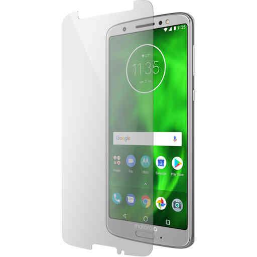 Mobiparts Regular Tempered Glass Motorola Moto G6