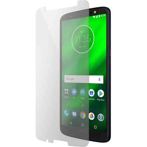 Mobiparts Regular Tempered Glass Motorola Moto G6 Plus