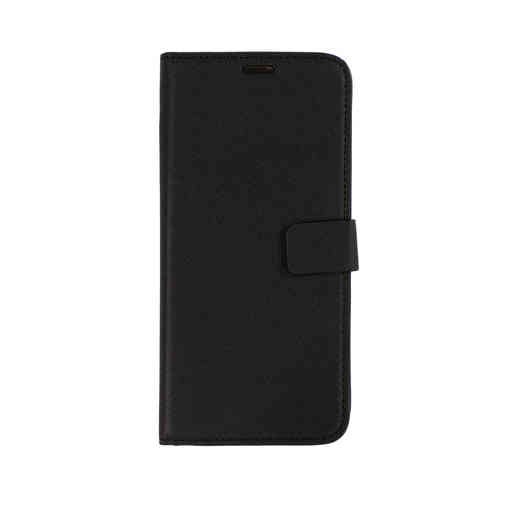 Mobiparts Saffiano Wallet Case Samsung Galaxy A6 Plus (2018) Black
