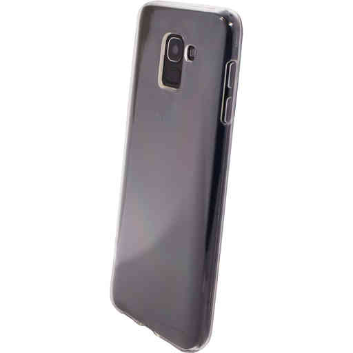 Mobiparts Classic TPU Case Samsung Galaxy J6 (2018) Transparent