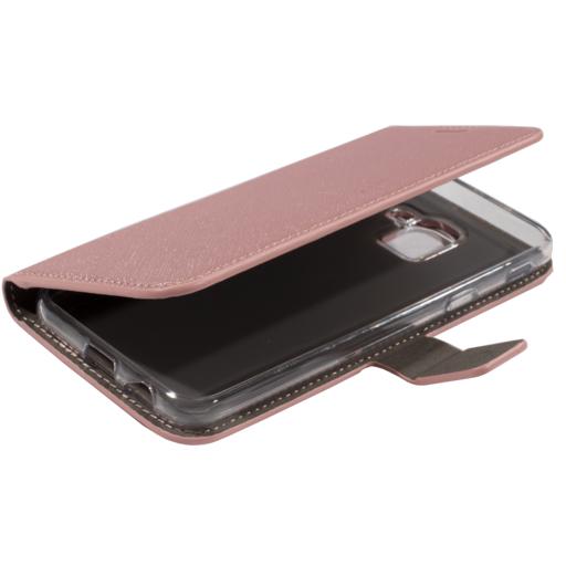 Mobiparts Saffiano Wallet Case Samsung Galaxy J6 (2018) Pink