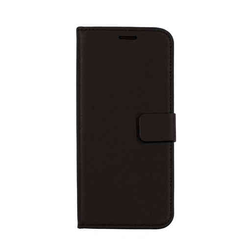 Mobiparts Saffiano Wallet Case Samsung Galaxy J6 (2018) Black