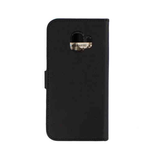 Mobiparts Saffiano Wallet Case Samsung Galaxy J2 Pro (2017) Black