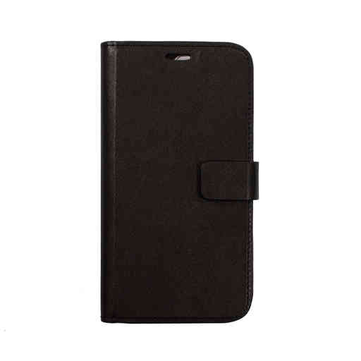 Mobiparts Classic Wallet Case Huawei Y6 (2018) Black