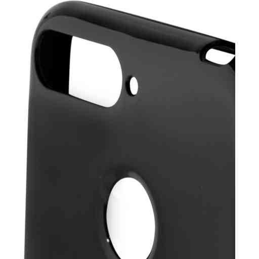 Mobiparts Classic TPU Case Huawei Y6 (2018) Black