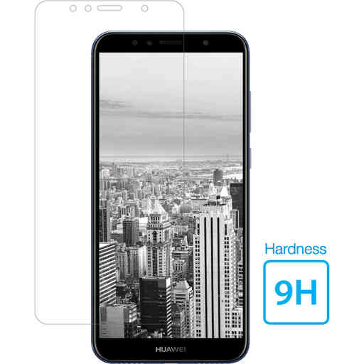 Mobiparts Regular Tempered Glass Huawei Y6 (2018)