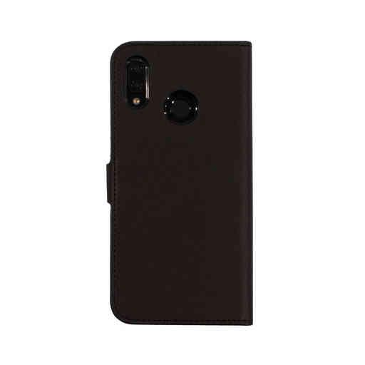 Mobiparts Saffiano Wallet Case Huawei P20 Lite Black