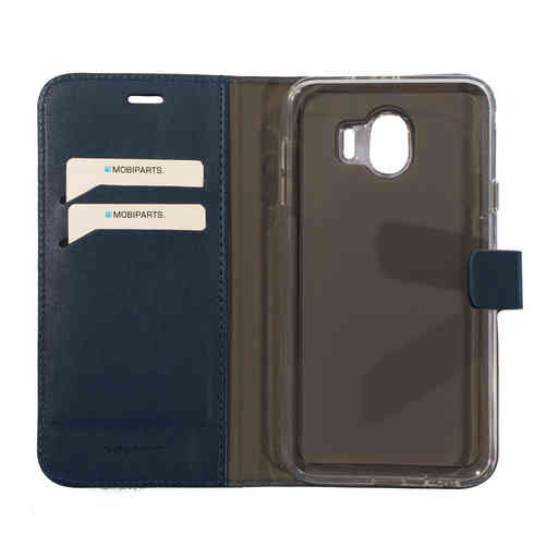 Mobiparts Classic Wallet Case Samsung Galaxy J4 (2018) Blue