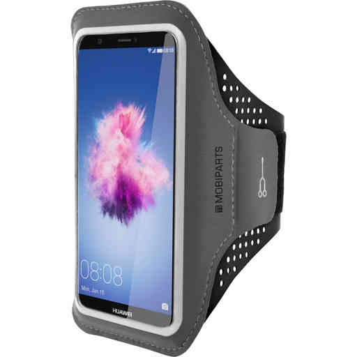 Mobiparts Comfort Fit Sport Armband Huawei P Smart Black