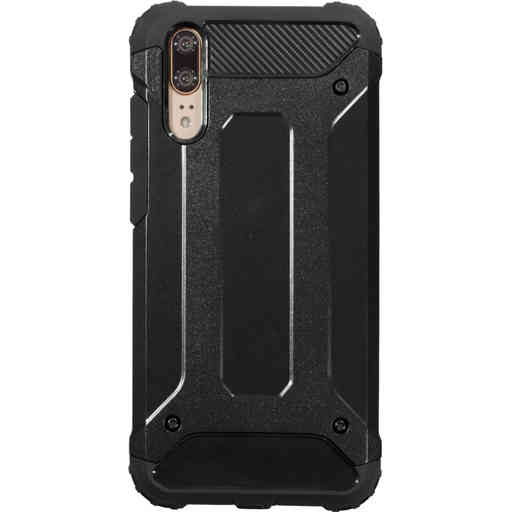 Mobiparts Rugged Shield Case Huawei P20 Black