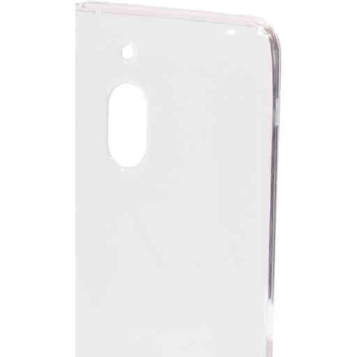 Mobiparts Classic TPU Case Nokia 2.1 (2018) Transparant