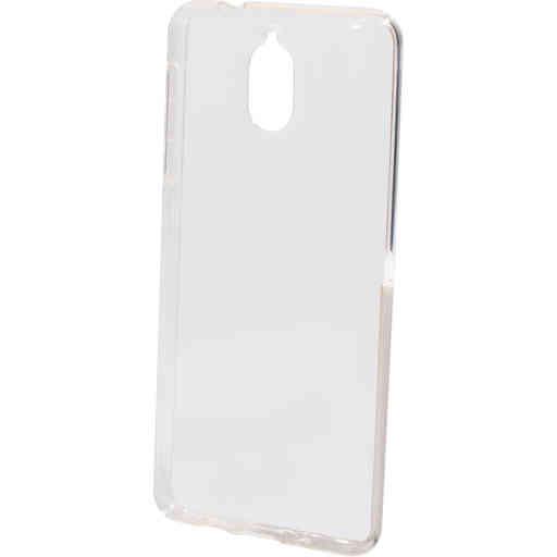 Mobiparts Classic TPU Case Nokia 3.1(2018) Transparant