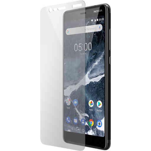 Mobiparts Regular Tempered Glass Nokia 5.1 (2018)