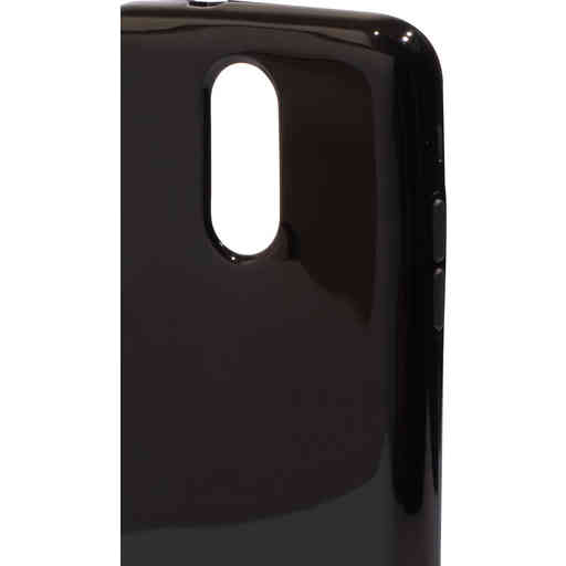 Mobiparts Classic TPU Case LG Q7 (2018) Black