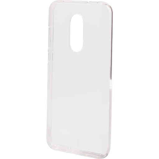 Mobiparts Classic TPU Case Xiaomi Redmi 5 Plus Transparent