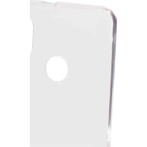 Mobiparts Classic TPU Case Xiaomi Redmi Note 5 Transparent