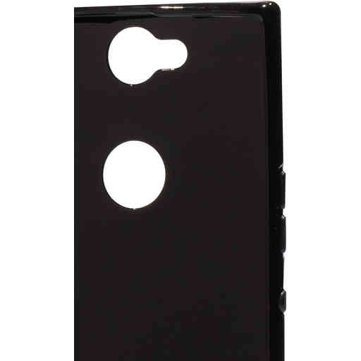 Mobiparts Classic TPU Case Sony Xperia XA2 Plus Black