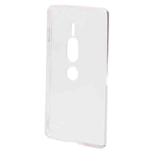 Mobiparts Classic TPU Case Sony Xperia XZ2 Premium Transparant