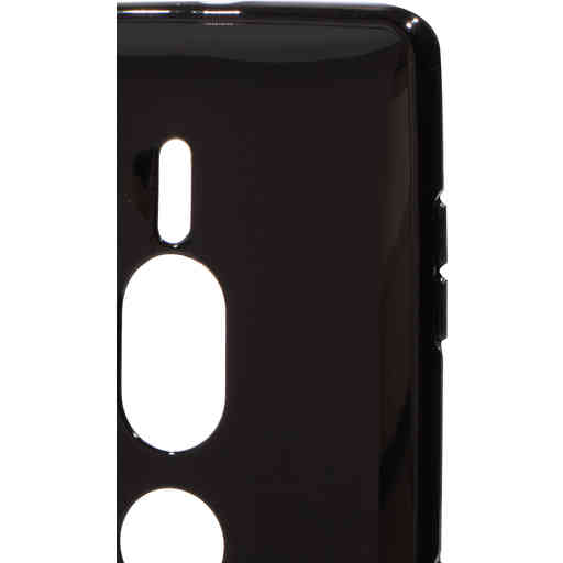 Mobiparts Classic TPU Case Sony Xperia XZ2 Premium Black