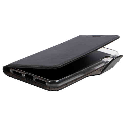 Mobiparts Classic Wallet Case Apple iPhone XS Max Black