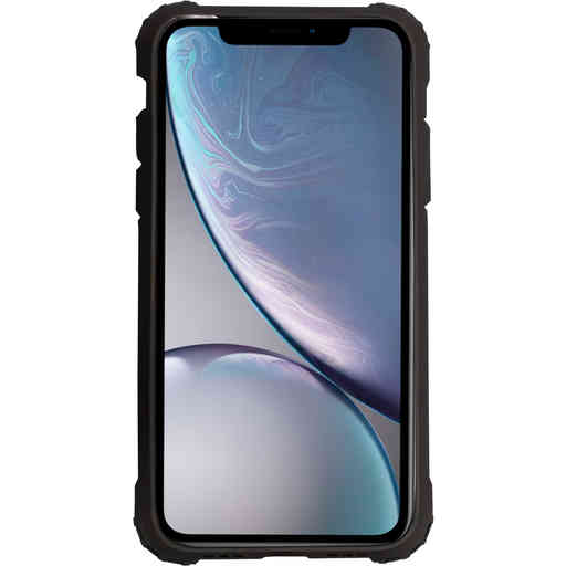 Mobiparts Rugged Shield Case Apple iPhone XR Black