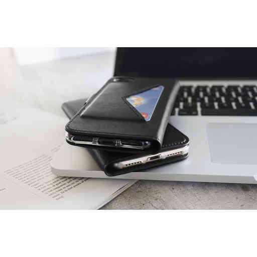 Mobiparts Classic Wallet Case Huawei P Smart Plus (2018) Black