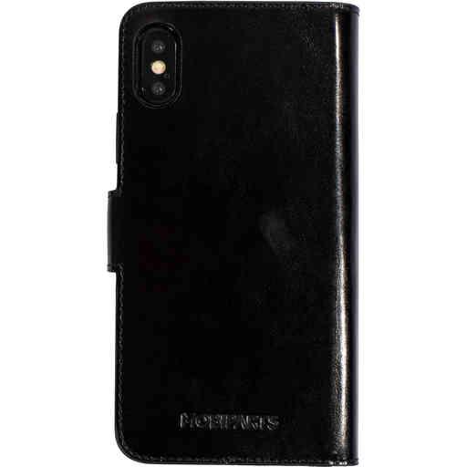 Mobiparts Excellent Wallet Case 2.0 Apple iPhone X/XS Jade Black