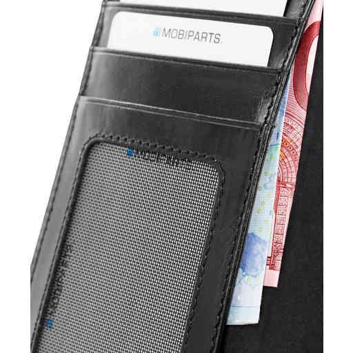 Mobiparts Excellent Wallet Case 2.0 Apple iPhone XS Max Jade Black