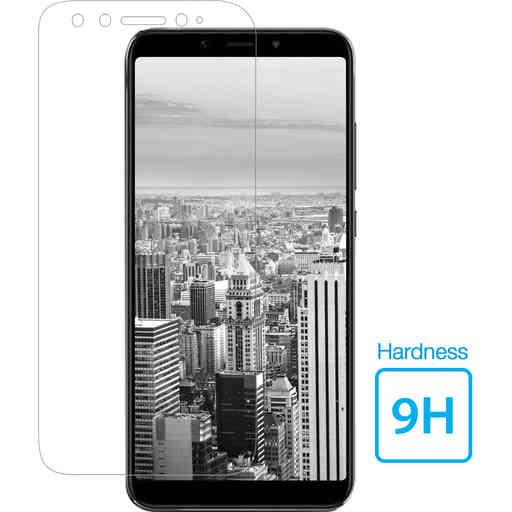 Mobiparts Regular Tempered Glass Xiaomi Mi A2