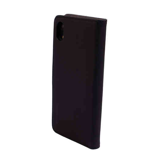 Mobiparts 2 in 1 Premium Wallet Case Apple iPhone XR Black