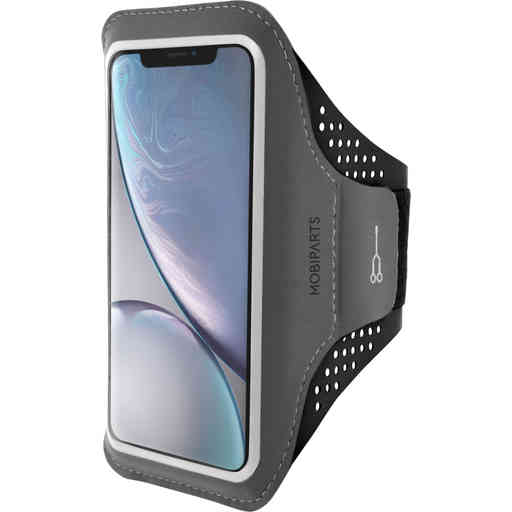 Mobiparts Comfort Fit Sport Armband Apple iPhone XR Black