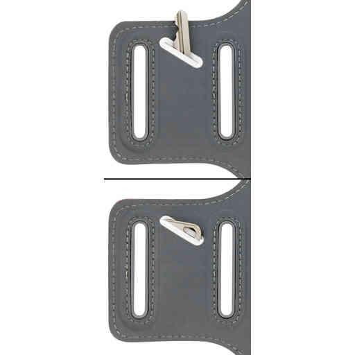 Mobiparts Comfort Fit Sport Armband Apple iPhone XR Neon Orange