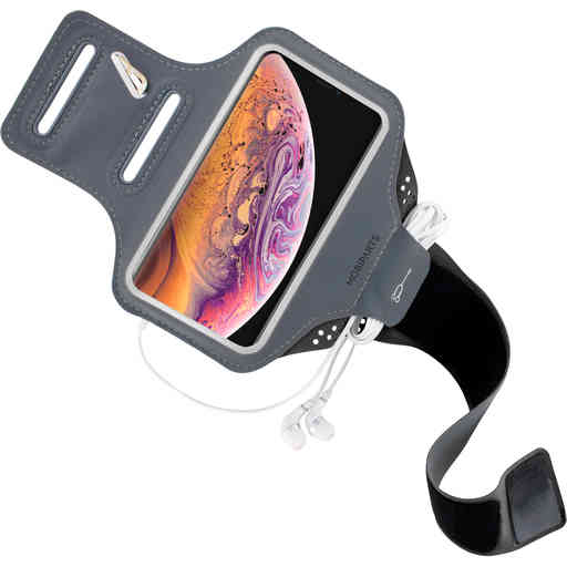 Mobiparts Comfort Fit Sport Armband Apple iPhone XS Max Black