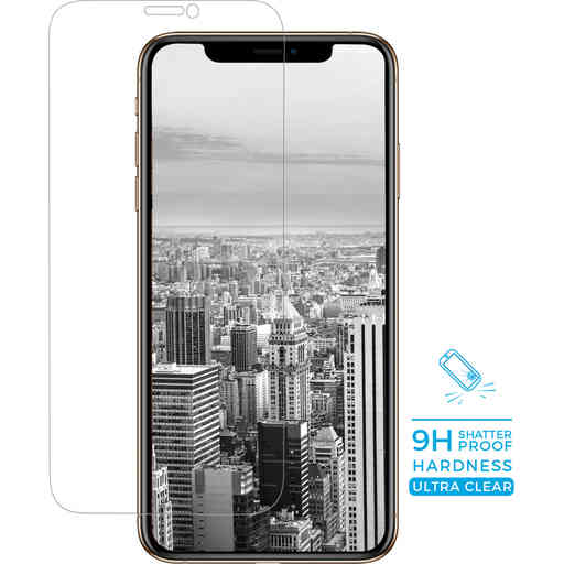Mobiparts Armoured Glass Apple iPhone X/XS