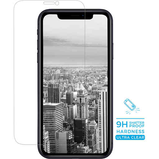 Mobiparts Armoured Glass Apple iPhone XR/11